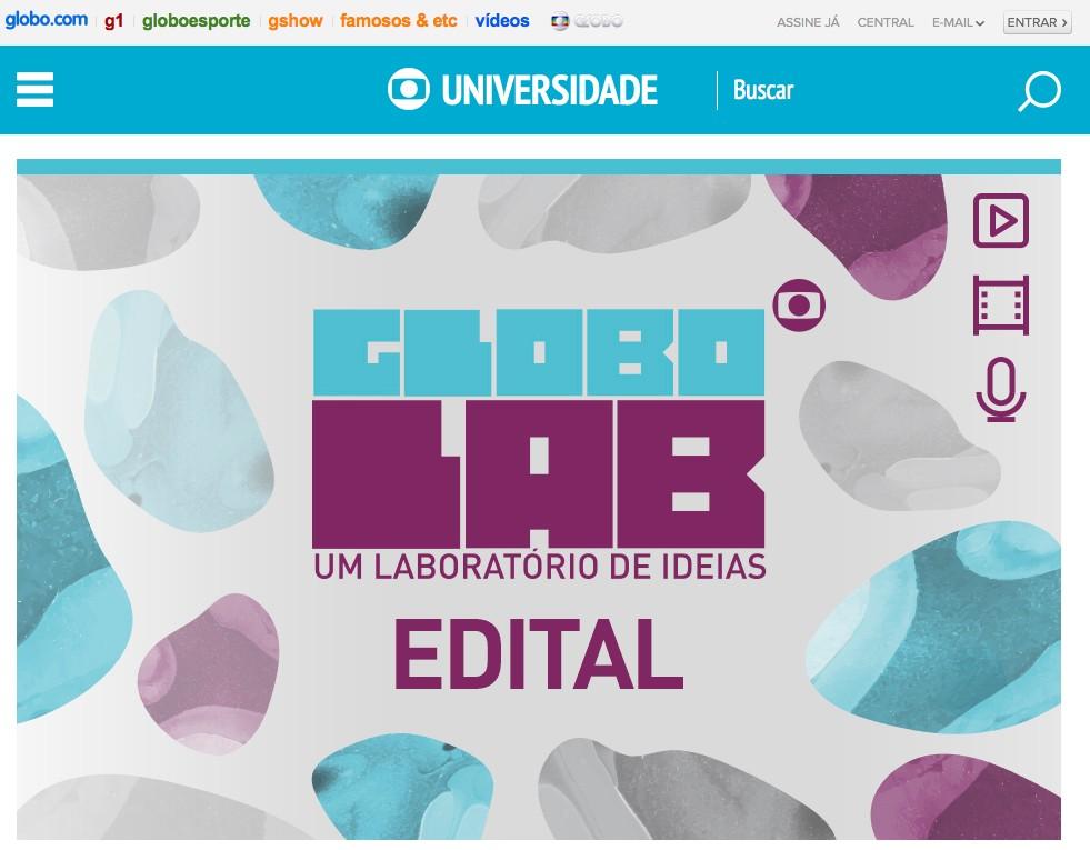 Rede Globo cria laboratrio de ideias para obter gratuitamente direitos patrimoniais de autoresroteiristas