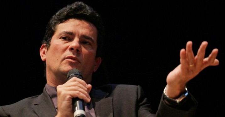 At que enfim acertou Srgio Moro envia ao Supremo grampos de conversa entre Lula e Dilma