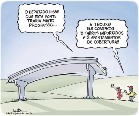 Corrupo superfaturamento Brasil