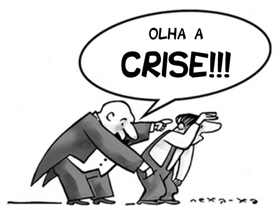 A crise antes de coletiva individual