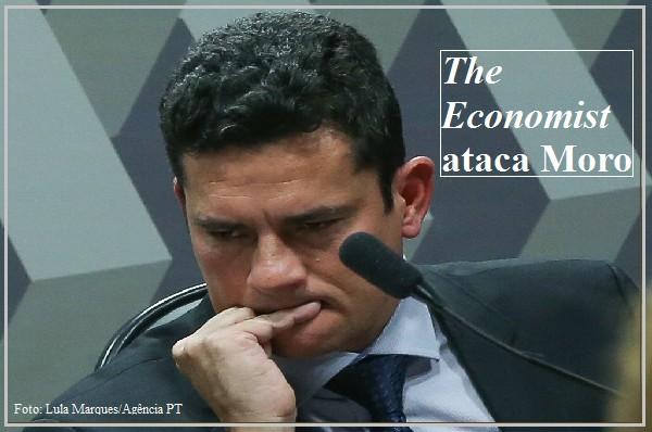 The Economist ataca Moro