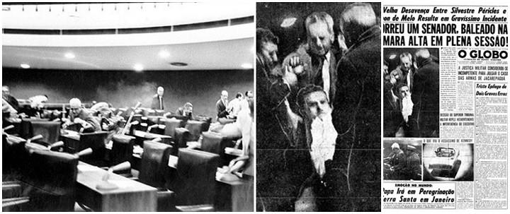 A histria do senador brasileiro que foi preso antes de Delcdio Amaral