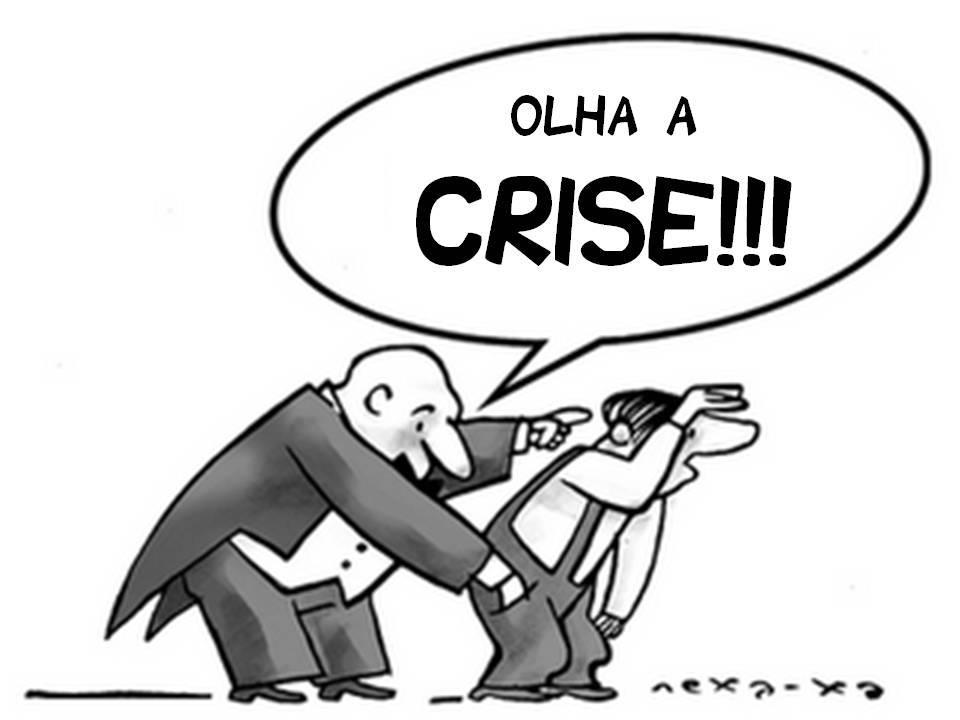 Resultado de imagem para cadê a crise?