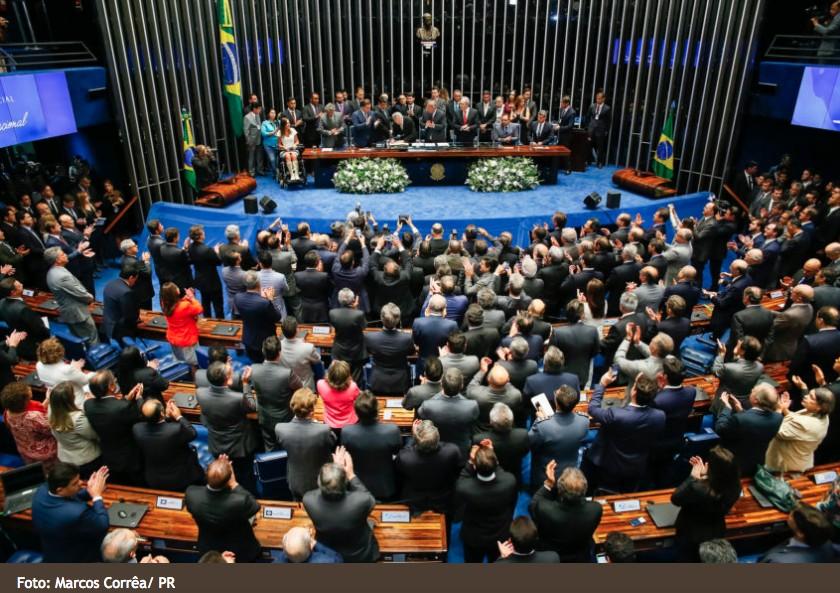 Os donos cleptocratas do poder tramam tudo para dominar Manobra para fatiar votao do impeachment da Dilma durou duas semanas