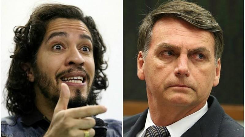 Jean Wyllys ter o mandato cassado e poder ser punido pelo STF por cusparada em Bolsonaro Verdade ou mentira