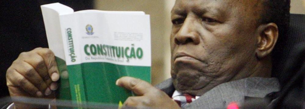 Sem tica Barbosa tem registro negado pela OAB