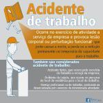 Acidente de trabalho e doença profissional dão os mesmos direitos