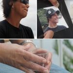 'Qualquer canto da Guarda do Embaú lembra o Ricardo', diz mãe de surfista