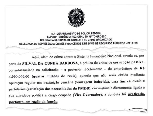 PF intercepta ligao de Gilmar Mendes para investigado no STF