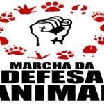 Marcha pela Defesa dos Animais, nós falamos por eles!