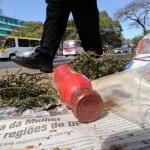 Pode ser adotada em todo o país, Multa para quem jogar lixo na rua