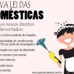 Dilma sanciona nova lei para empregado doméstico; veja o que mudou