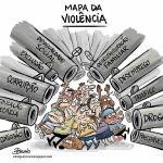 Os Estados mais violentos do Brasil - versão 2015