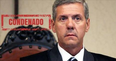 Corte Especial condena desembargador a priso em regime fechado