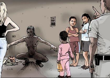Estado responsabilizado por abuso em revista ntima no presdio
