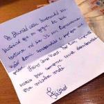 Ladrão se arrepende e devolve dinheiro roubado de advogado: 'Peço que me perdoe'