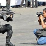 Cinegrafista é indenizado por cobertura jornalista em área de risco