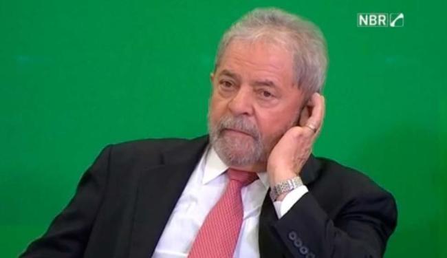 Urgente Suspensa a posse de Lula