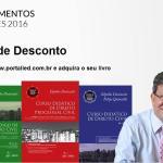 Livros do Prof. Elpídio Donizetti com 20% de desconto
