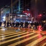 Manifestantes detidos antes do protesto contra Temer são liberados