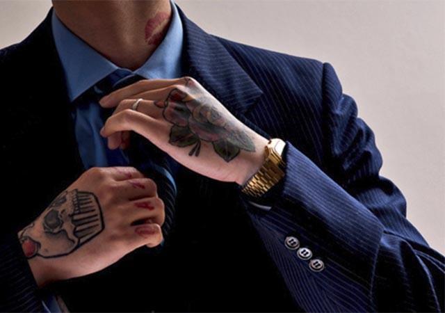 Candidato no pode ser excludo de concurso por possuir tatuagem
