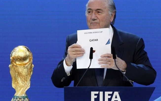 Fifa volta atrs e levar Justia escolha das sedes das Copas de 2018 e 2022