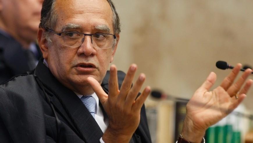 Gilmar Mendes diz Mensalo pequenas causas frente Lava Jato