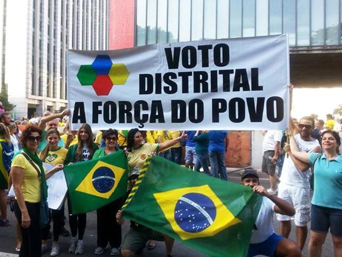 Voto distrital como dividir a cidade sem rachar o eleitorado