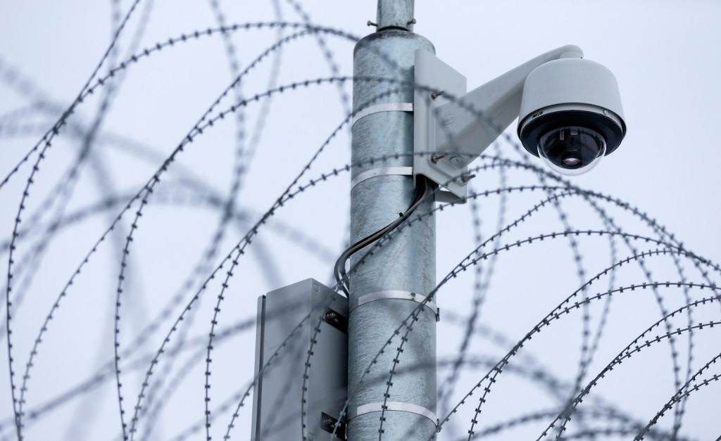 Priso norte-americana monitora expresso facial de presos atravs de cmeras