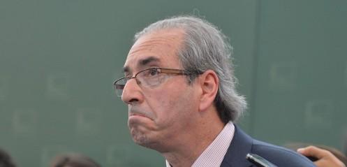 Cunha renuncia presidncia da Cmara