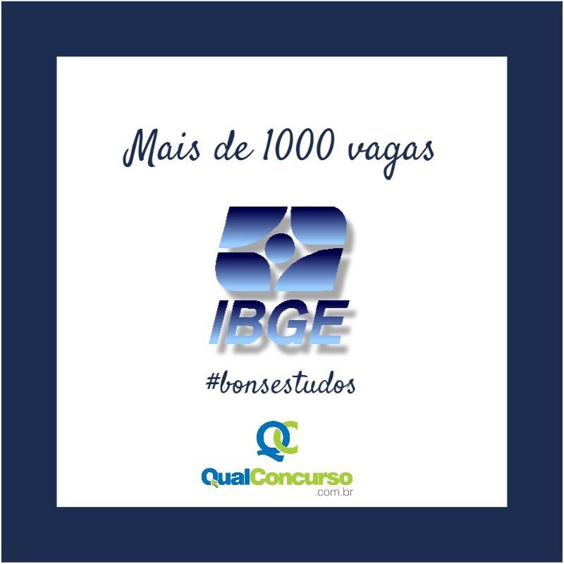 IBGE oferece mais de 14 mil vagas com salrios de at R 7166