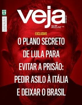 Embaixada italiana desmente Veja e nega plano de asilo a Lula