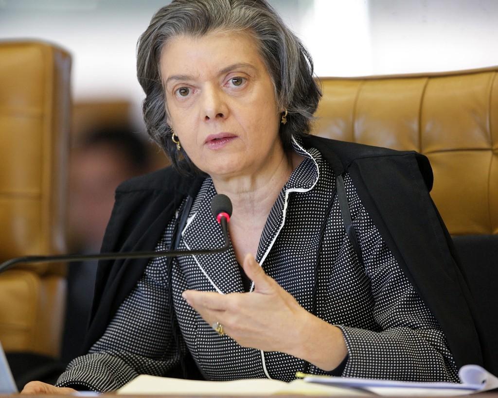 Ministra Crmen Lcia eleita presidente do STF