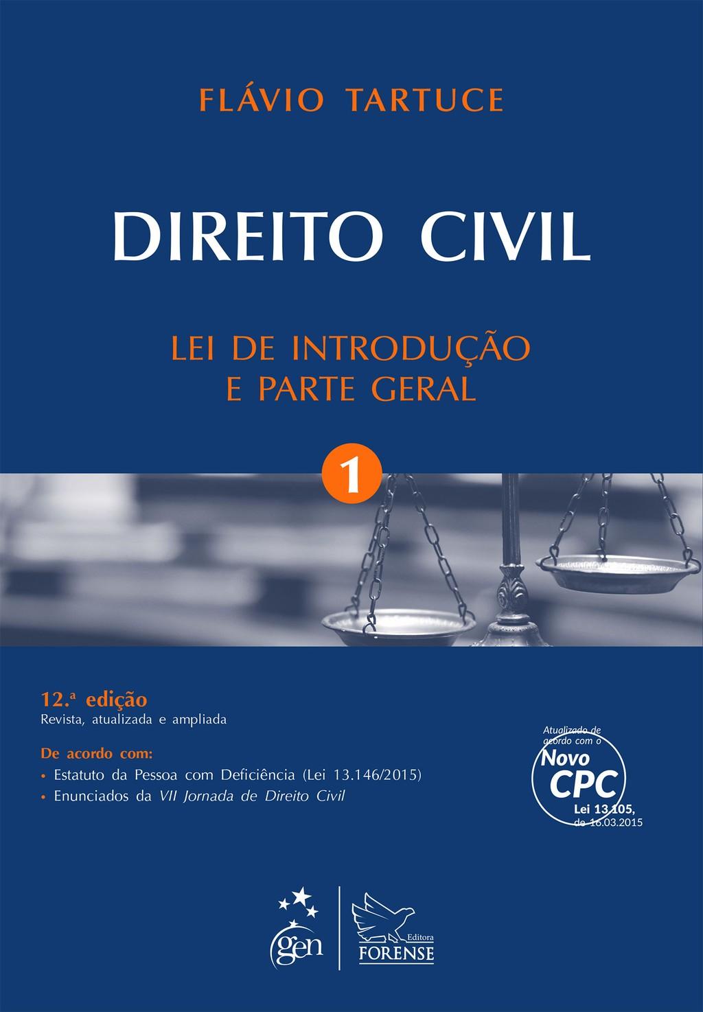 Sorteio Direito Civil Volume 1
