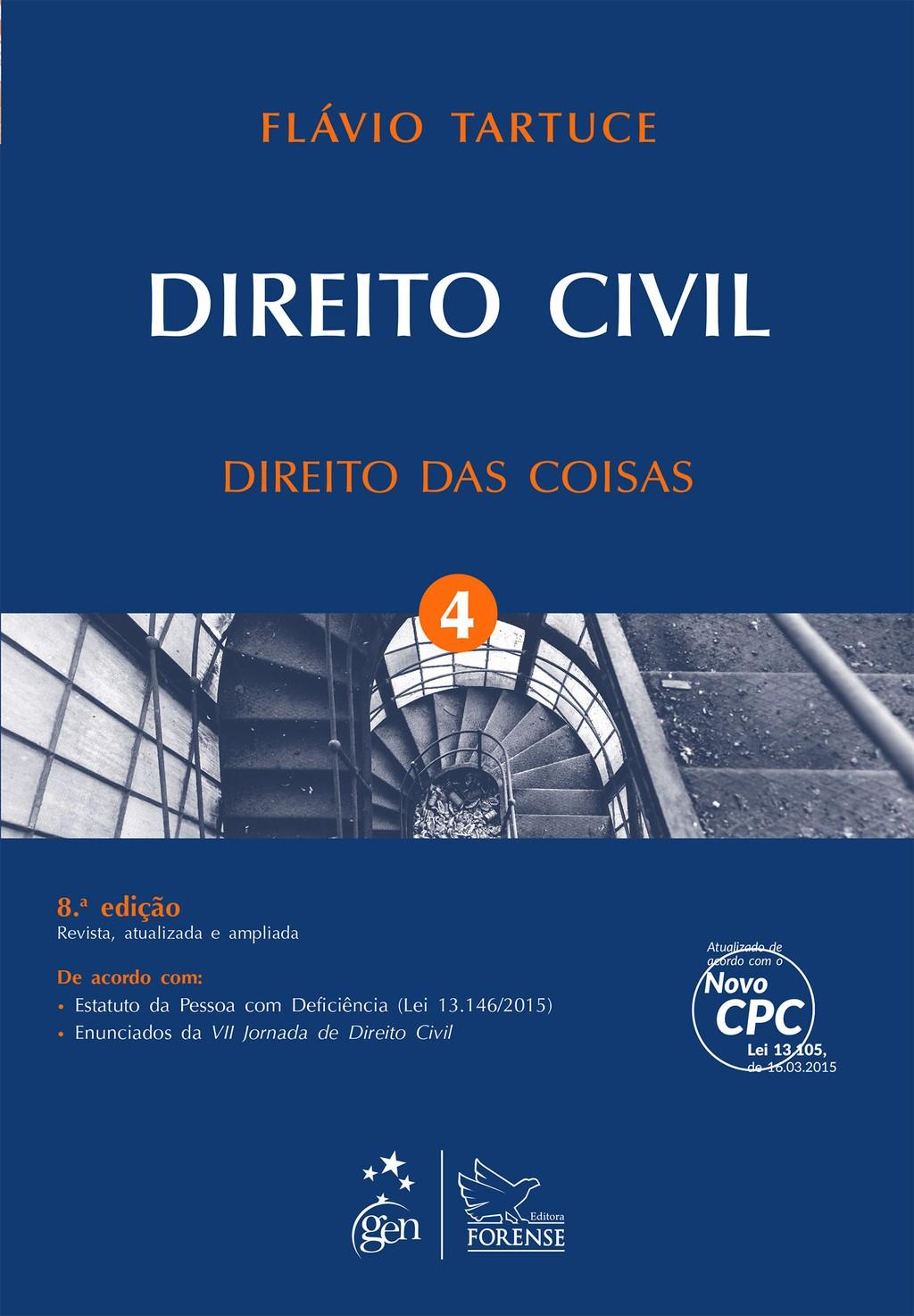 Sorteio Direito Civil Volume 4 Direito das Coisas 9 de maro